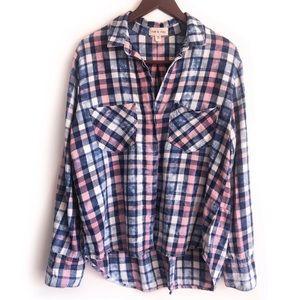 Anthropologie Button Down Shirt